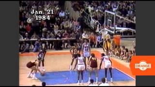 Pearl Washington's Half-Court Buzzer-Beater (1984) | Great Moments in Syracuse University Sports