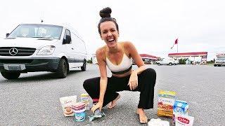 VAN LIFE // What Vegans Eat on a Road Trip