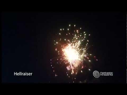 Fantastic Fireworks Hellraiser - 61 Shot Barrage Firework