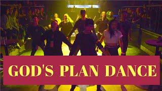 GOD'S PLAN DANCE - DRAKE | Daylan Sit Choreography