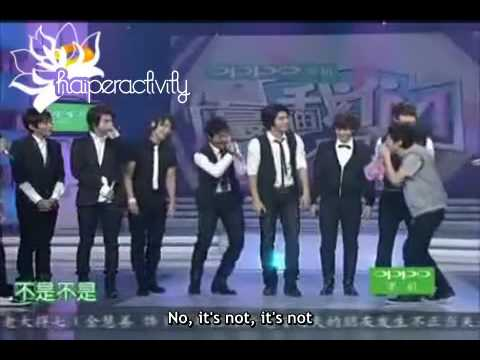 091018 Happy Camp - Super Junior M Part 2 [ENG SUB]