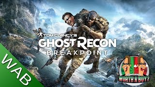 Ghost Recon Breakpoint Review - Worthabuy?