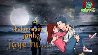 Romantic WhatsApp status video || pal  ek pal || female version || jalebi