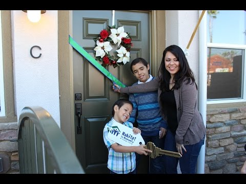 Habitat for Humanity of Orange County Home Dedication