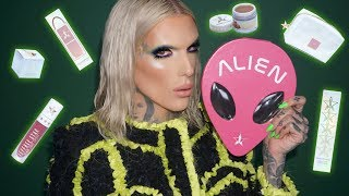 ALIEN 👽 PALETTE & HOLIDAY 2018 COLLECTION REVEAL | Jeffree Star Cosmetics