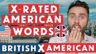 8 AMERICAN WORDS THAT ARE RUDE IN BRITAIN | BE CAREFUL!!!!