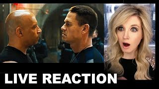 Fast and Furious 9 Trailer REACTION