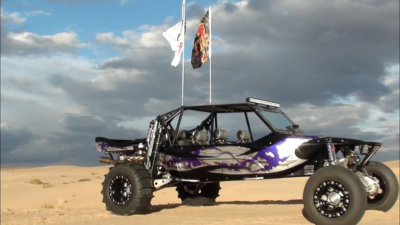 Cars For 10 Year Olds >> Tatum Motor Sports Black Widow - YouTube