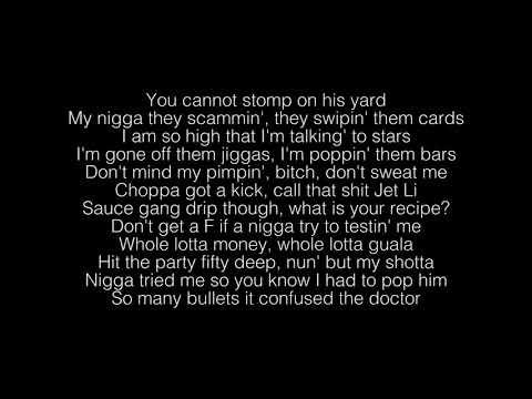 Shotta Flow- NLE Choppa Lyrics