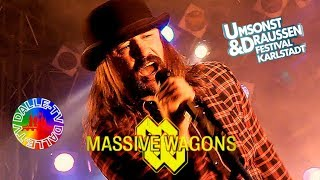 Massive Wagons - Live