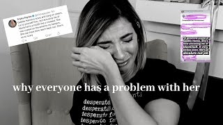 why gabbie hanna is in trouble