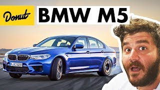 BMW M5 - Everything You Need To Know | Up to Speed