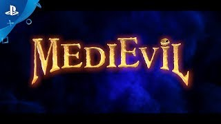 Medievil - PSX 2017 Teaser Trailer
