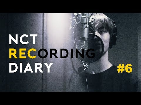 NCT RECORDING DIARY #6