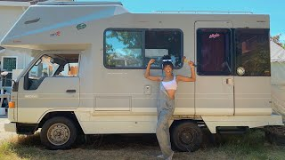ACTUALLY STARTING MY RV BUILD: DEMOLITION