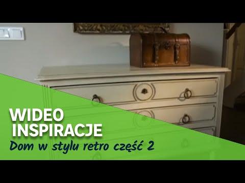 Dom w stylu retro część 2 (wideo)