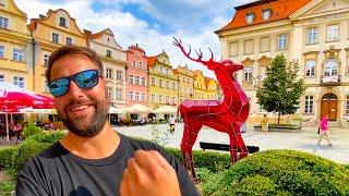 Polish food hunt in Poland 🇵🇱 Jelenia Góra