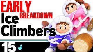 ICE CLIMBERS MOVESET BREAKDOWN CHARACTER MECHANICS - Super Smash Bros. Ultimate