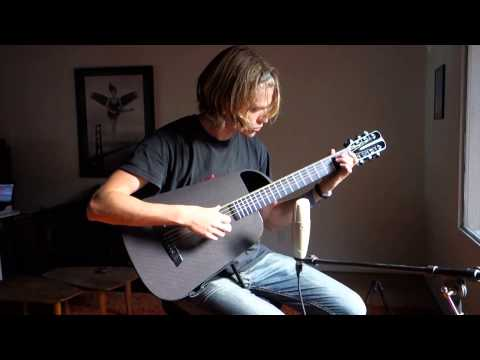 Rider 12 string - Blackbird Guitars - Gabe Daniels