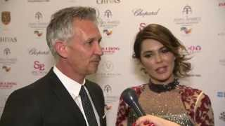 The 5th Asian Awards - Press Room - Gary Linekar