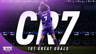 101 Great Goals By Cristiano Ronaldo |HD