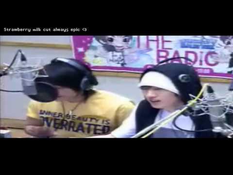ENG First EunHaekira ever - cute innocent EunHae - Eunhyuk & Donghae as DJ