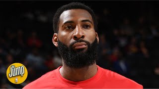 There's one big thing that's making an Andre Drummond trade difficult - Brian Windhorst | The Jump