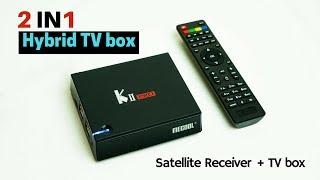 Starsat X1 Pro 4k Receiver Menu Functions and Features Description