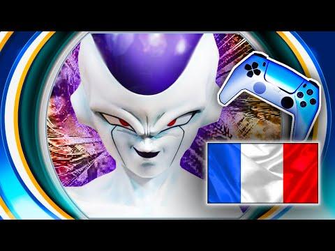 02 Pour les voix VF dans les jeux Dragon Ball Z ( montage )