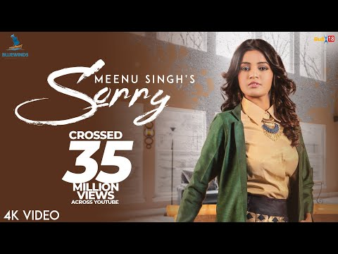 SORRY LYRICS - Meenu Singh | Punjabi Song
