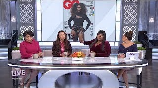 Serena Williams is GQ Woman of The Year