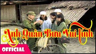 Anh Quân Bưu Vui Tính - Quang Hưng [Official MV]