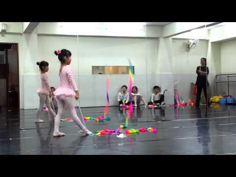 20140128彩帶舞初體驗
