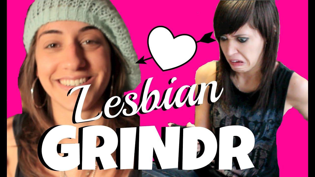 Grinder for lesbians