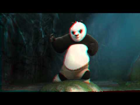 Kung Fu Panda 2 in 3d (R/C) converted by 3DBender software sepmay.com
