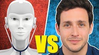 """ROBOT"" Doctor Delivers Bad News | Wednesday Checkup"