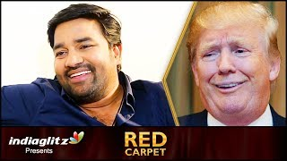 Trump wants me to SAVE America : Mirchi Shiva funny but Serious Interview | Tamil Padam 2.0 Teaser