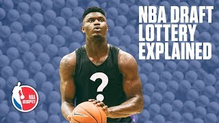 How the new NBA draft lottery made Zion a long shot for everyone | NBA Draft 2019