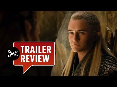 Instant Trailer Review - The Hobbit: The Desolation of Smaug TRAILER 2 (2013) - Lord of the Rings Movie HD