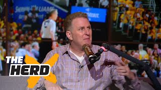 Michael Rapaport rants about the 'skinny jeanification' of the NBA and more | THE HERD