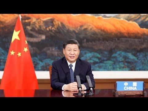 CGTN : La Chine fait de nouveaux engagements pour aider les pays en développement à vaincre la COVID-19