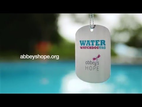 The new PSA from Abbey's Hope calls on adults to prevent childhood drowning deaths via active water supervision.