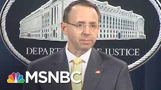 Robert Mueller Indictment: Russia Hacks Didn't Stop After 2016 | The 11th Hour | MSNBC