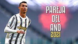Cristiano Ronaldo ● Pareja del Año | Sebastián Yatra, Myke Towers ᴴᴰ