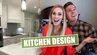 Ellie and Jared Kitchen Design!