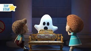 Dolly and Friends 3D | Kids Play with Ghost And T-Rex In Museum #188