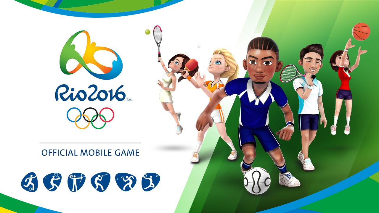 Play Rio 2016 Olympic Games on PC 1