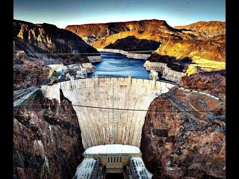 Nevada - Hooverova priehrada