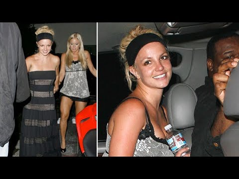 Britney Spears Talks Like A Valley Girl About Lindsay Lohan And Kevin Federline [2008]