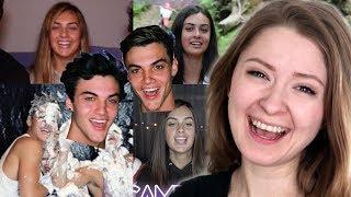 Meeting The Dolan Twins' Sister! Cameron Dolan Compilation Reaction
